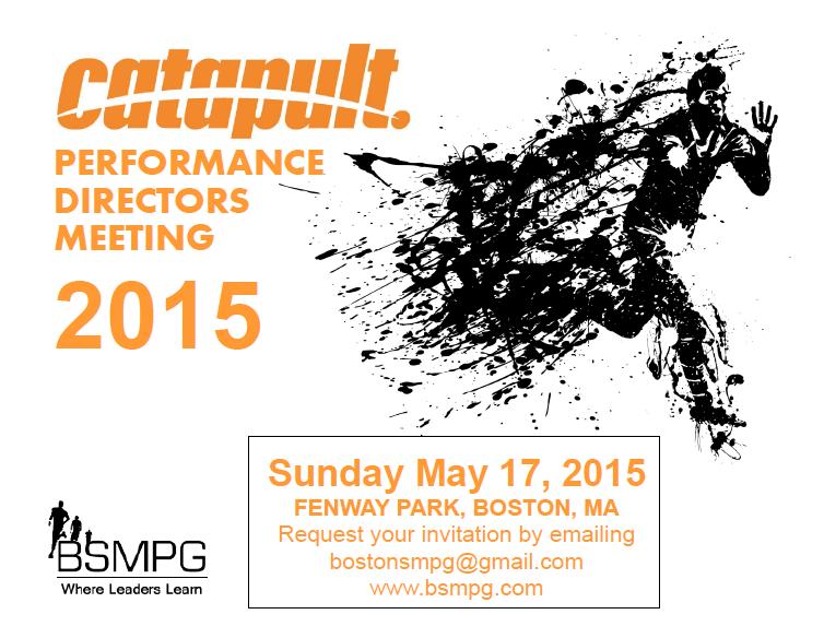 Performance Directors Meeting