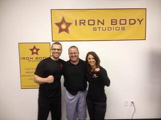 iron body studios