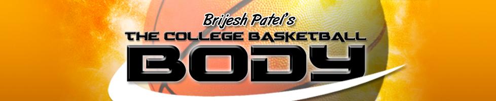 College Basketball Body
