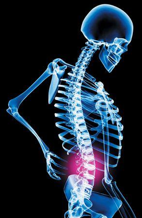 athlete back pain